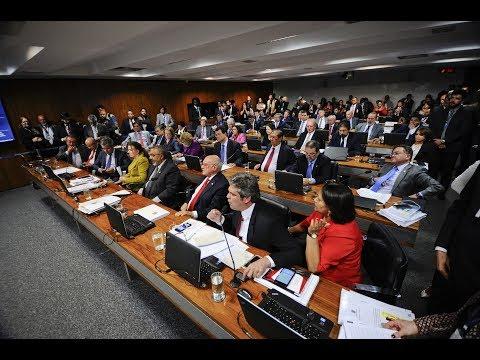 CCJ – Reforma trabalhista – 28/06/2017