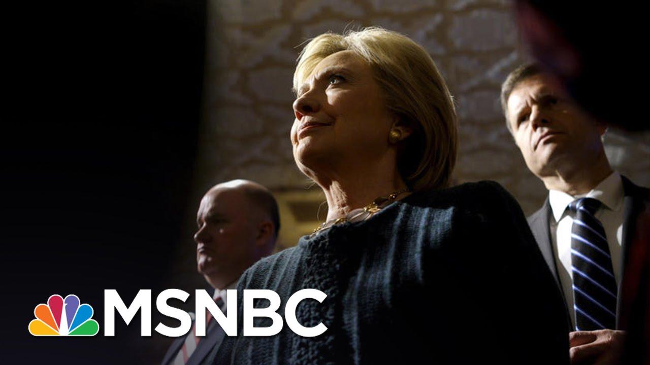 Hillary Clinton Calls For A Democratic New Hampshire Debate | Andrea Mitchell | MSNBC thumbnail