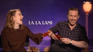 Ryan Gosling & Emma Stone – Dramatic Song Readings – La La Land