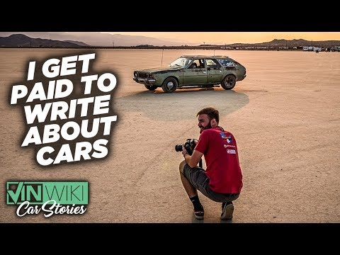 How I got my dream job as an automotive journalist