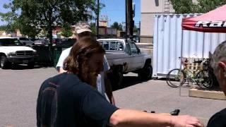 Dale Murphys New Ride And The Highlander Bike Crew Settinem Upp!