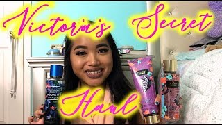 NeselleHauls: Victoria's Secret Body Care Haul | NEW Collections