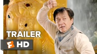 Trailer of Kung Fu Yoga (2017)