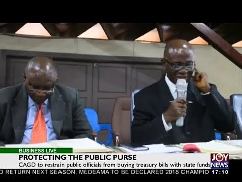 Protecting the Public Purse - Business Live on JoyNews (6-7-18)