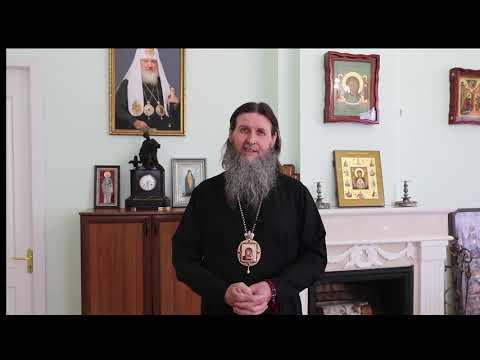Слово митрополита Даниила в Неделю жен-мироносиц