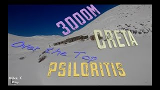 **PSILORITIS MOUNTAIN FROM 3000m ABOVE**Fpv Long Range Cinematic Video One Take!!!!