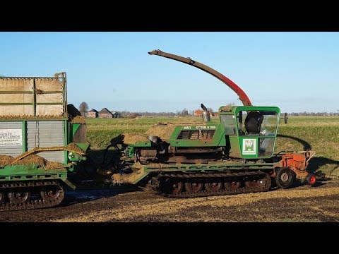 Wetlands Harvesting Equipment by Hanze Wetlands BV.