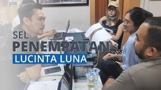 Lucinta Luna Ditangkap karena Kasus Narkoba, Warganet Tanyakan Penempatan Sel Lucinta