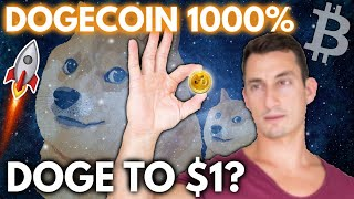 IS DOGECOIN GOING TO $1? 🚀 Everything you need to know & HOW TO EASILY PROFIT ON DOGE