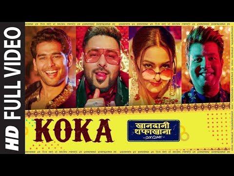 Koka | Khandaani Shafakhana |Sonakshi,Badshah,Varu