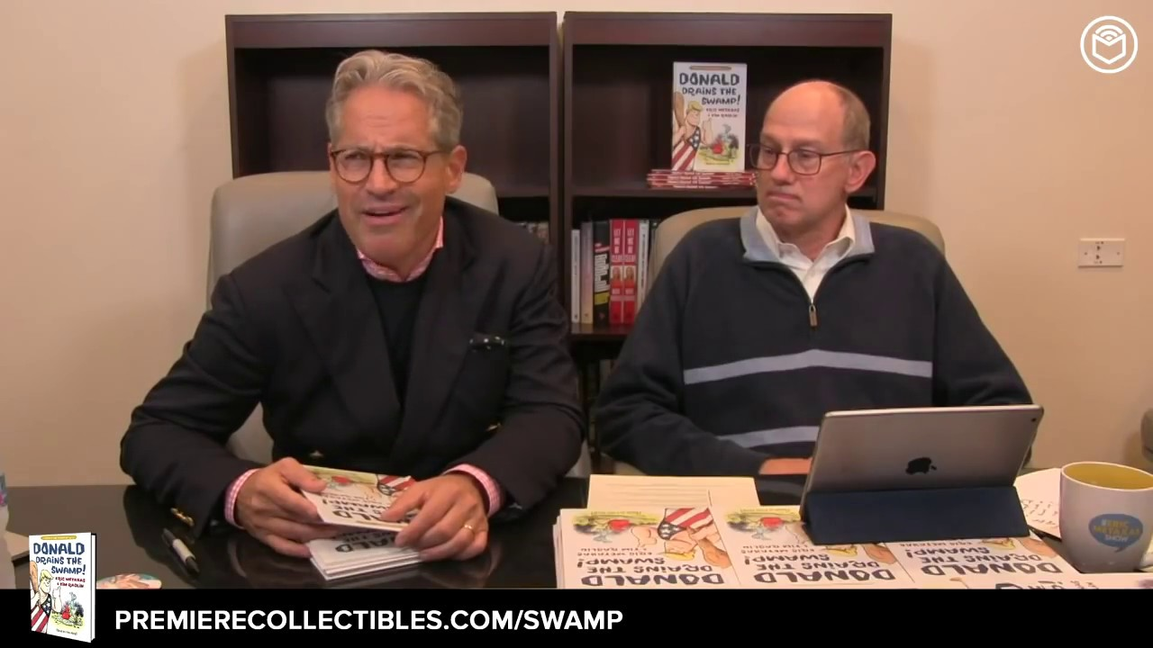 Donald Drains the Swamp by Eric Metaxas
