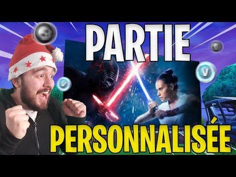 PARTIES PERSOS ! 🎁 1000 VBUCKS DE CADEAUX À GAGNER ! 🔴 [ LIVE FORTNITE FR ]