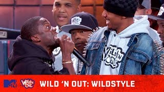 Kevin Hart Hates Everything About Nick Cannon & His Squad 😂 Wild 'N Out | #WNOTHROWBACK
