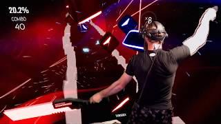 CHVCHES - GRAVES | Beat Saber VR ✖ VR Nation ✖ IG @toe__fur