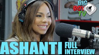 BigBoyTV - Ashanti on Ja Rule, First Lady Michelle Obama, And More!