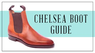 Chelsea Boots Guide | The Classic Mens Boot Explained