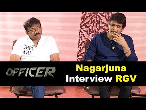 Nagarjuna And Ram Gopal Varma Interview