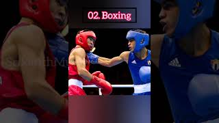 Top 5 Most Dangerous Sports In The World 2021  Part 01  Srikanth Murali   SM   Top5 #youtube #shorts