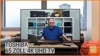 Toshiba 65U6763DA: 4K UHD TV Test - Deutsch / German