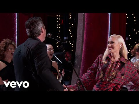 You Make It Feel Like Christmas Live [Feat. Blake Shelton]