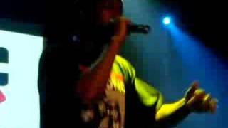 Dizzee Rascal -  Excuse Me Please [part 1] @ Highline Ballroom