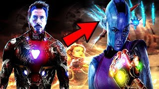 Avengers 4 Ironman Nebula MAJOR Team Up CONFIRMED! This Will SHOCK YOU!