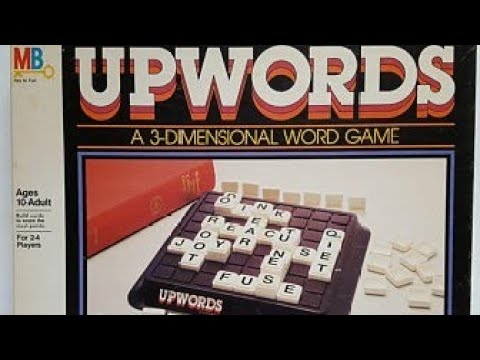 Upwords game review