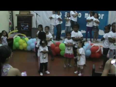 M2U00014.MPG 1º congresso de crianças da 5ª Igreja Batista em Nilópolis