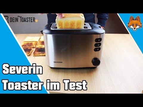 Severin ToasterAT2514 im Toaster Test 🍞