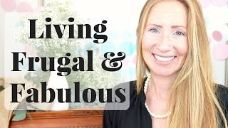 Living Frugal & Fabulous
