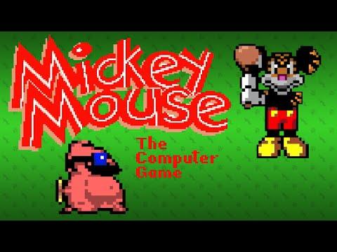 casa mickey mouse amiga pluto