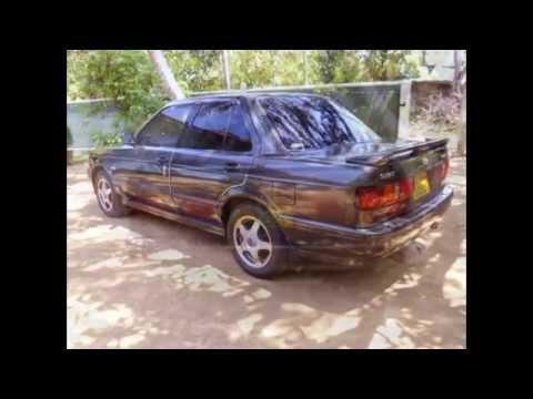 Nissan Doctor Sunny Car For Sale In Sri Lanka   Www.ADSking.lk