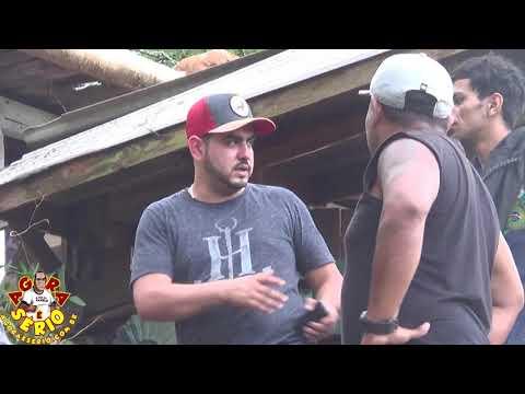 Chefe de Gabinete Kena vai até o local das Casas destruídas na Favela dos Brancos