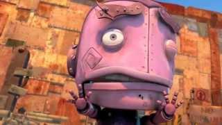 Robots 2: YAk  Animated MOVIE TRAILER 2013