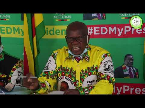 Zanu PF claims thats its ready to take over MDC Alliance seats – VIDEO