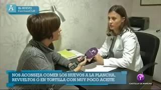 Intervencion en Televisión Castilla la Mancha