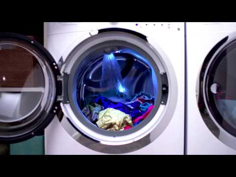 FRONT LOAD WASHER WITH IQ-TOUCH™ - 15-MINUTE LAUNDRY WASH | ELECTROLUX APPLIANCES