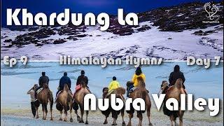 Khardung La and Nubra Valley