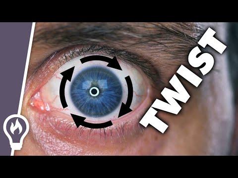 How to Twist Your Eyeball