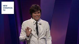 Joseph Prince - Mach Gnade zu deinem Lebensstil I New Creation TV Deutsch