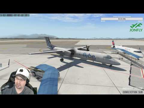 FJS Dash 8 Q-400 FMC not working :: X-Plane 11 General Discussions