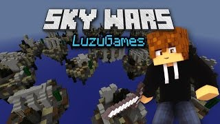 EL DESTRUCTOR!! - SkyWars - [LuzuGames]