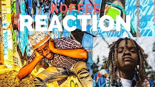 Koffee   Rapture (Remix) Ft. Govana | Reaction 🇯🇲
