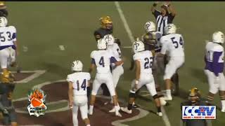 Aransas Pass vs. Rio Hondo Football Highlights - FNF