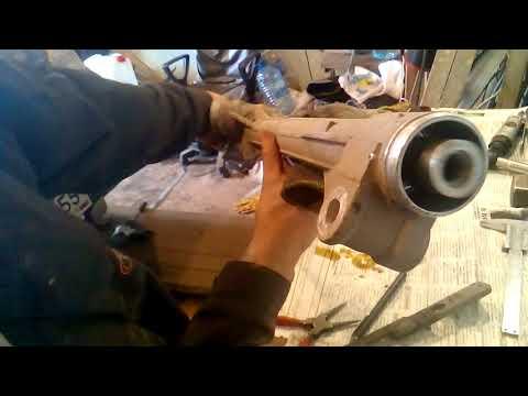 Ремонт рулевой рейки Тойота РАВ 4