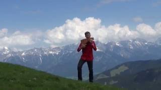 The Holy City - Die heilige Stadt - David Döring - Panflöte | Pan flute | Panpipe |Flauta de Pan
