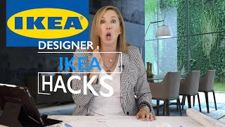 IKEA Design Hacks For 2020!