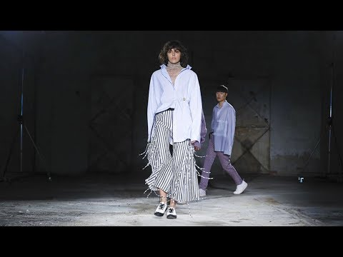 Damir Doma | Spring Summer 2018 Full Fashion Show | Exclusive