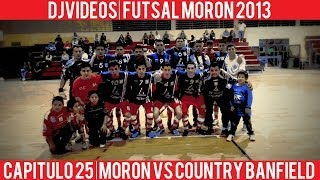 preview picture of video 'Futsal Moron - Capitulo 25 - Moron Vs Country Banfield'
