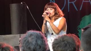 Dragonette - The Right Woman - #Winnipeg Red River Ex June 2012 Live